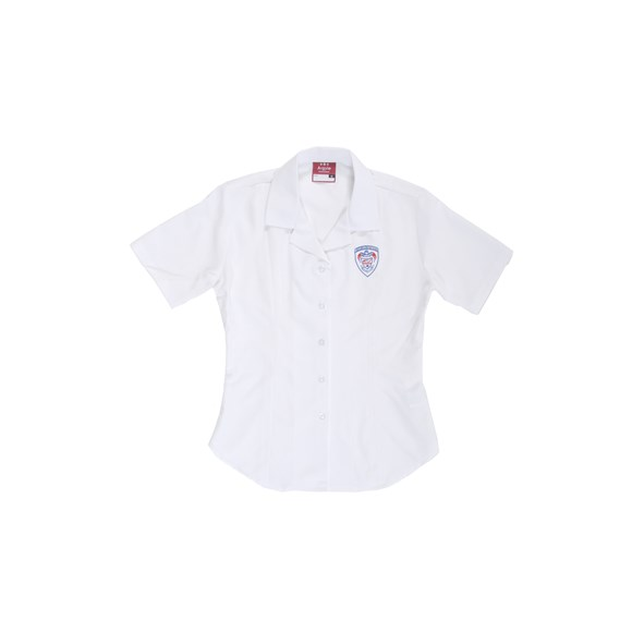 White Blouse Summer - Clearance