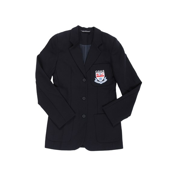 Black Navy Blazer - Clearance
