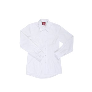 White Blouse Winter - Clearance