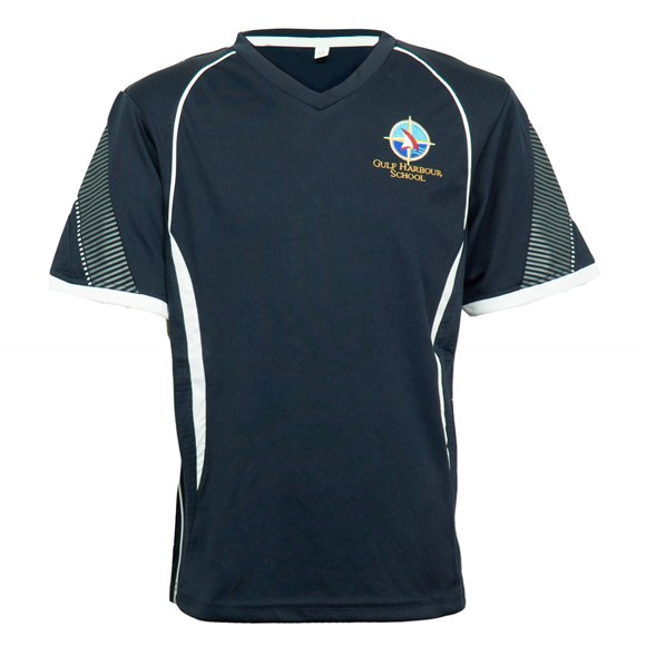 Sports Tee (Years 3 to 6) (Size 10 & S)