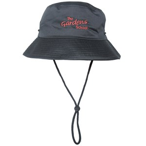 Year 7 & 8 Bucket Hat - Black